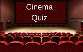 Cinema Quiz…Coming Soon!