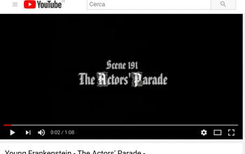 Una Parata Storica, Video!