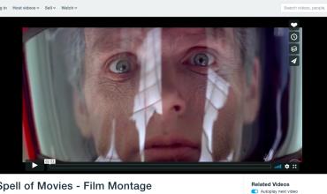 L'incantesimo dei film, Video!
