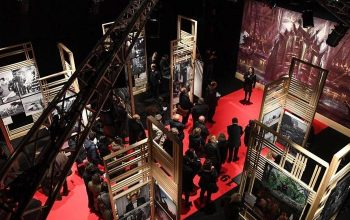 Cinecittá 80 anni in mostra!